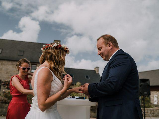 Le mariage de Morgan et Géraldine à Landivisiau, Finistère 98