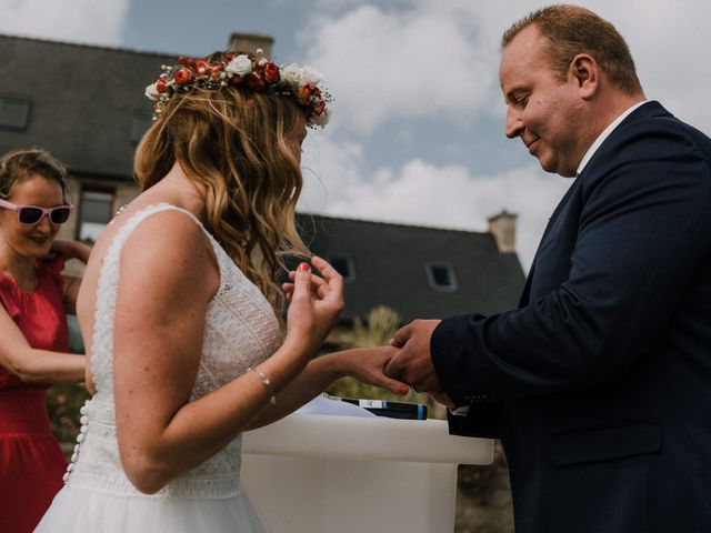 Le mariage de Morgan et Géraldine à Landivisiau, Finistère 99