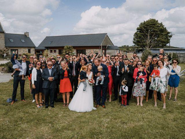 Le mariage de Morgan et Géraldine à Landivisiau, Finistère 104