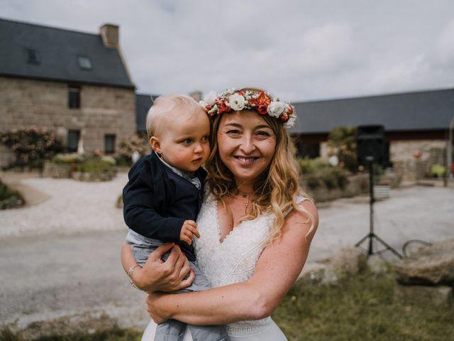 Le mariage de Morgan et Géraldine à Landivisiau, Finistère 105