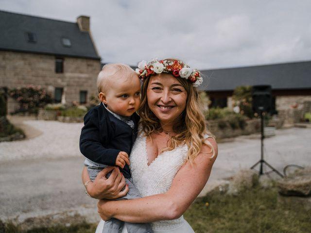 Le mariage de Morgan et Géraldine à Landivisiau, Finistère 106