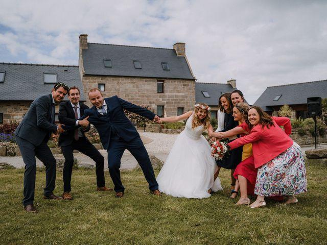 Le mariage de Morgan et Géraldine à Landivisiau, Finistère 108