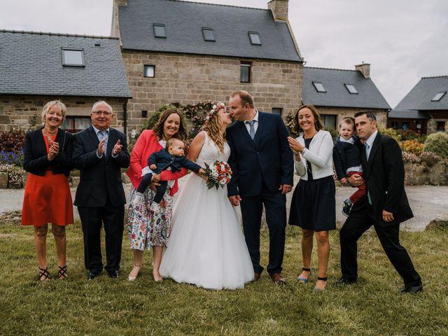 Le mariage de Morgan et Géraldine à Landivisiau, Finistère 118