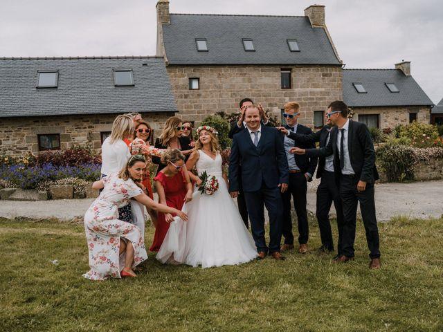 Le mariage de Morgan et Géraldine à Landivisiau, Finistère 119