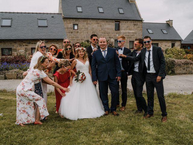Le mariage de Morgan et Géraldine à Landivisiau, Finistère 120