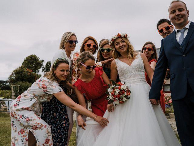 Le mariage de Morgan et Géraldine à Landivisiau, Finistère 121