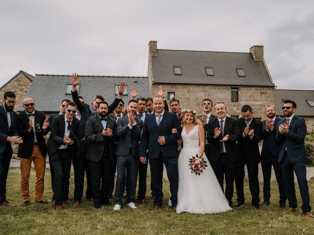 Le mariage de Morgan et Géraldine à Landivisiau, Finistère 127