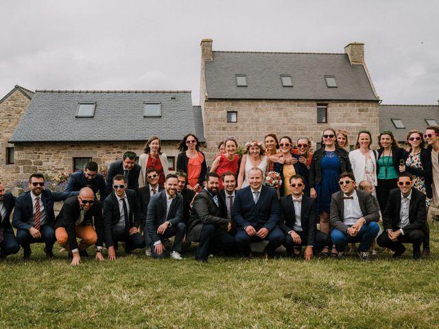 Le mariage de Morgan et Géraldine à Landivisiau, Finistère 130