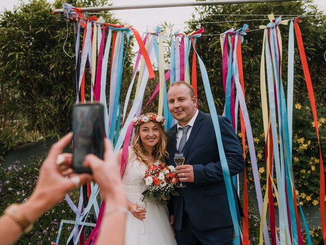 Le mariage de Morgan et Géraldine à Landivisiau, Finistère 133