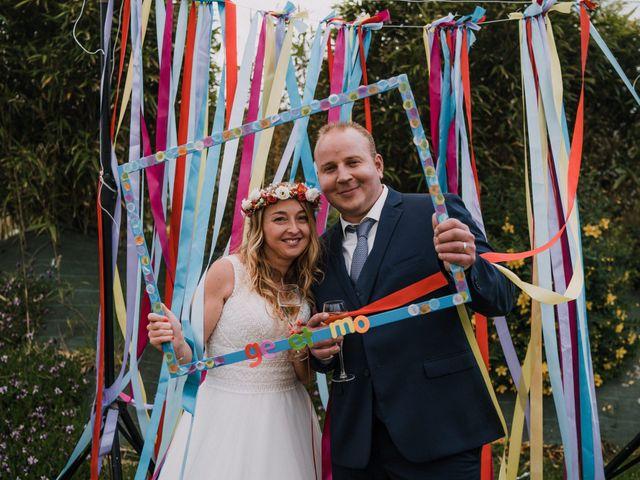 Le mariage de Morgan et Géraldine à Landivisiau, Finistère 135
