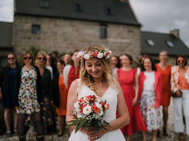 Le mariage de Morgan et Géraldine à Landivisiau, Finistère 139