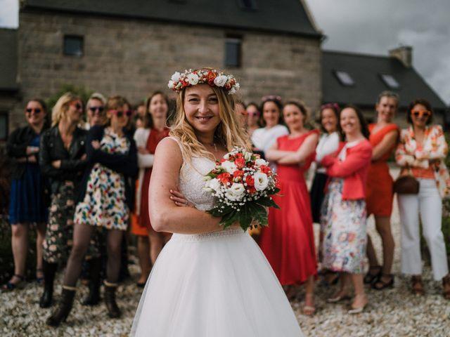 Le mariage de Morgan et Géraldine à Landivisiau, Finistère 140