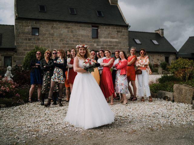 Le mariage de Morgan et Géraldine à Landivisiau, Finistère 141