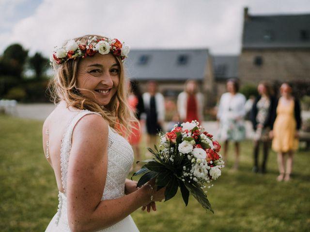 Le mariage de Morgan et Géraldine à Landivisiau, Finistère 143