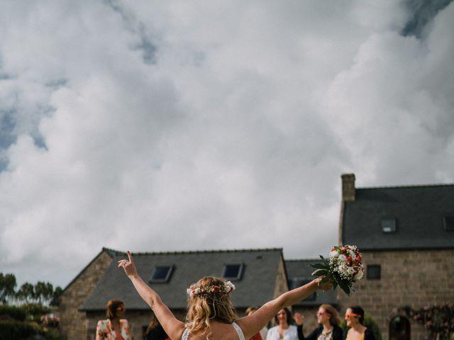 Le mariage de Morgan et Géraldine à Landivisiau, Finistère 144