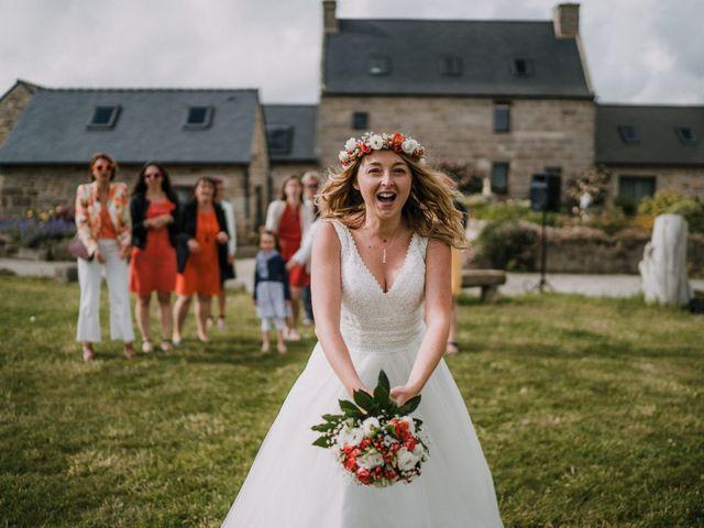 Le mariage de Morgan et Géraldine à Landivisiau, Finistère 1