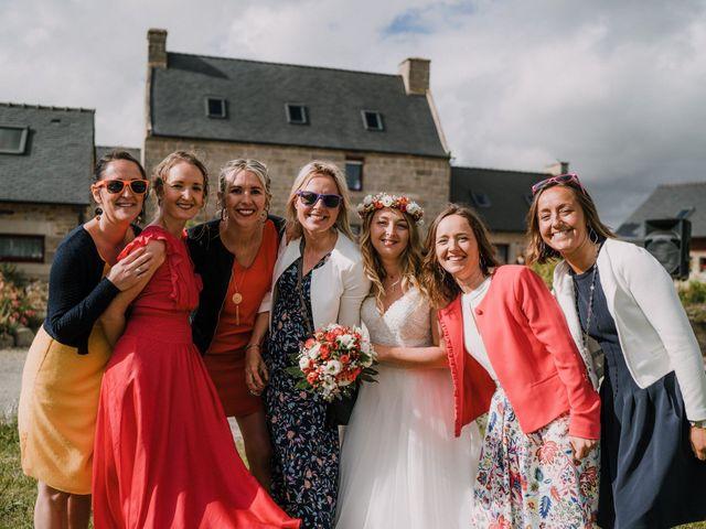 Le mariage de Morgan et Géraldine à Landivisiau, Finistère 148
