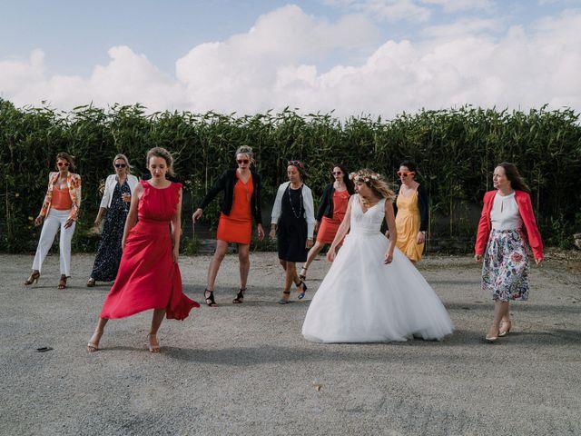 Le mariage de Morgan et Géraldine à Landivisiau, Finistère 149