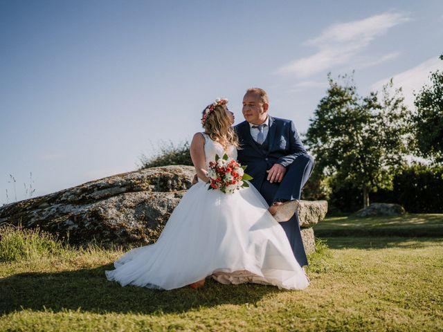 Le mariage de Morgan et Géraldine à Landivisiau, Finistère 163