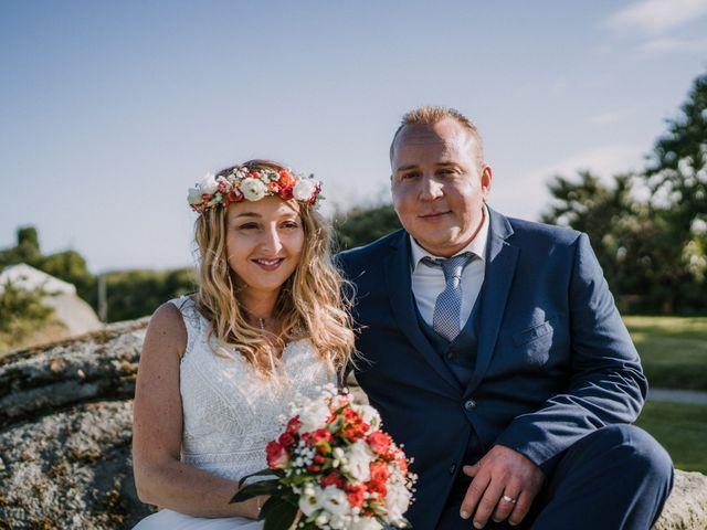 Le mariage de Morgan et Géraldine à Landivisiau, Finistère 164
