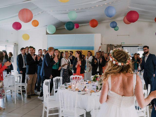 Le mariage de Morgan et Géraldine à Landivisiau, Finistère 175