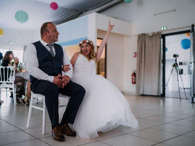 Le mariage de Morgan et Géraldine à Landivisiau, Finistère 205