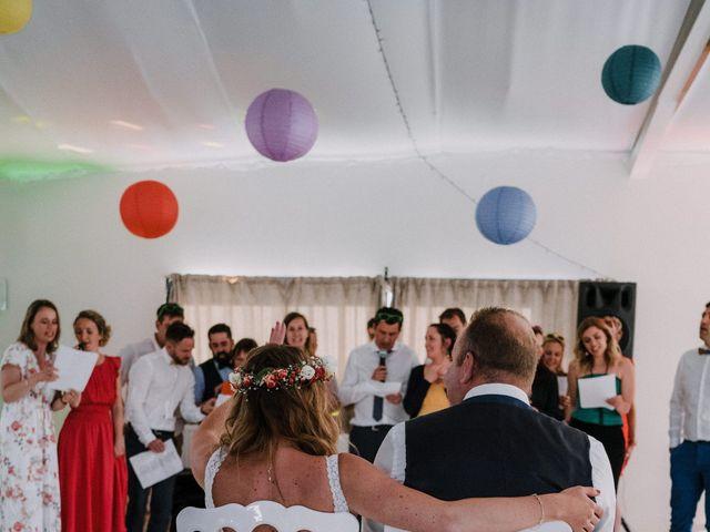 Le mariage de Morgan et Géraldine à Landivisiau, Finistère 206