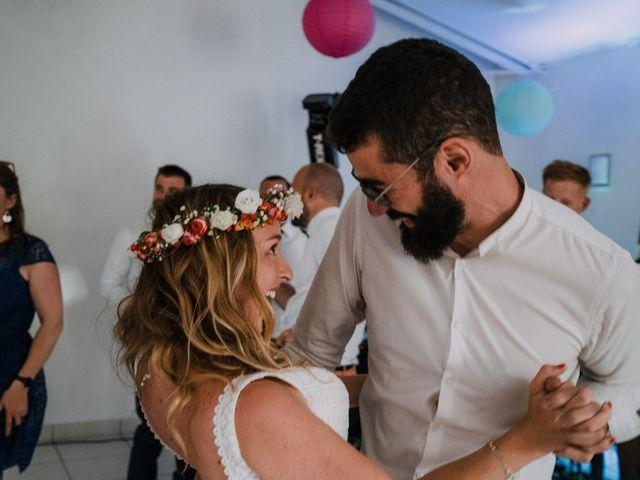Le mariage de Morgan et Géraldine à Landivisiau, Finistère 209