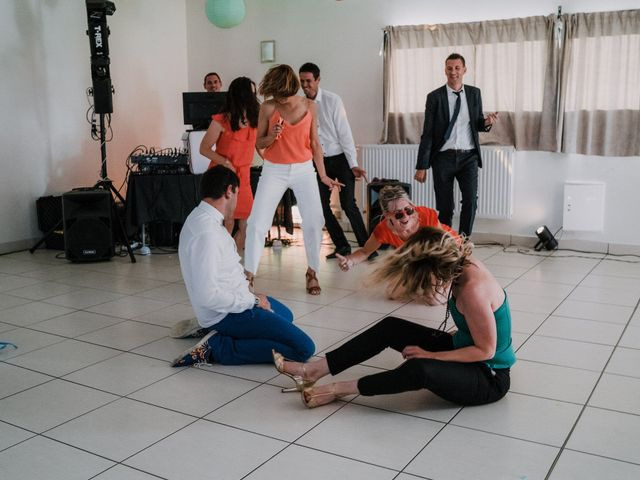 Le mariage de Morgan et Géraldine à Landivisiau, Finistère 213