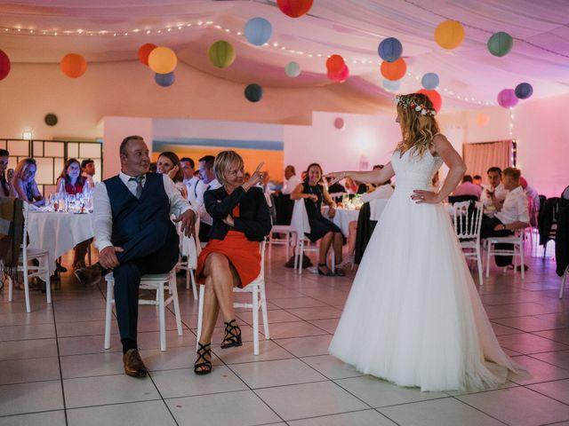 Le mariage de Morgan et Géraldine à Landivisiau, Finistère 265