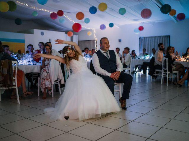 Le mariage de Morgan et Géraldine à Landivisiau, Finistère 272