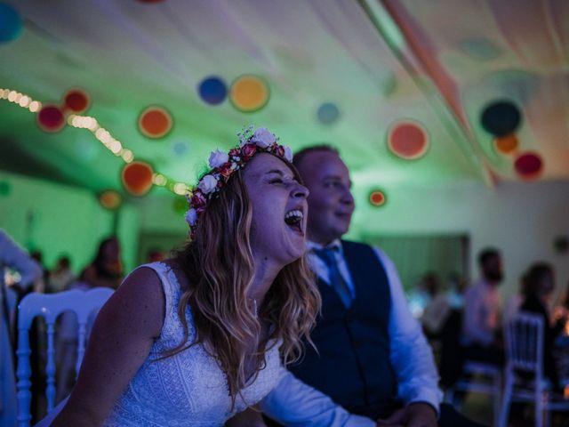 Le mariage de Morgan et Géraldine à Landivisiau, Finistère 273