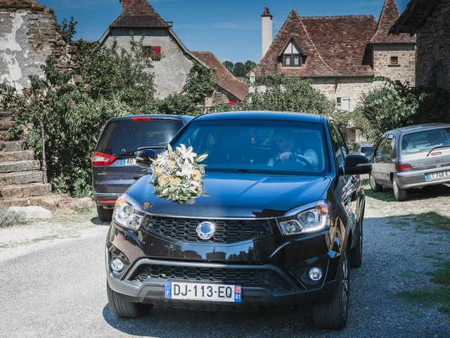 Le mariage de Alexandre et Laura à Cajarc, Lot 24