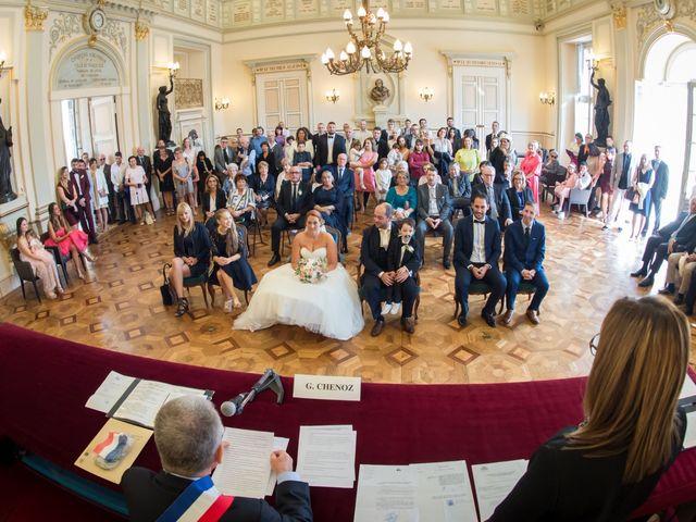 Le mariage de Julien et Véronique à Marseille, Bouches-du-Rhône 1