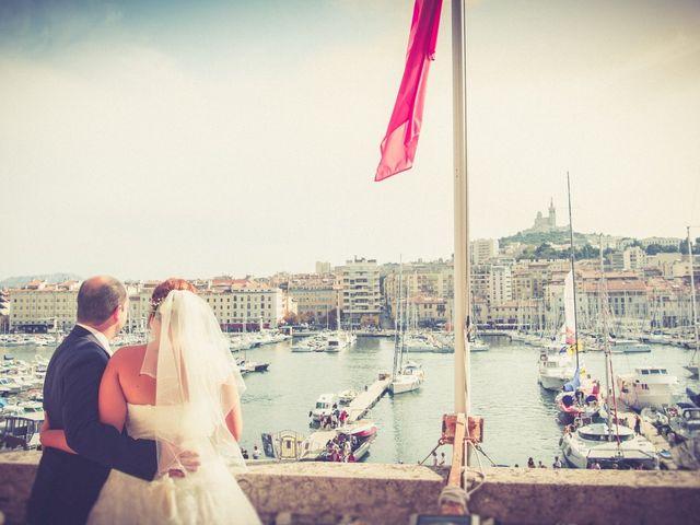Le mariage de Julien et Véronique à Marseille, Bouches-du-Rhône 6