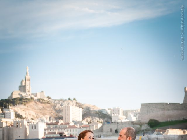 Le mariage de Julien et Véronique à Marseille, Bouches-du-Rhône 22