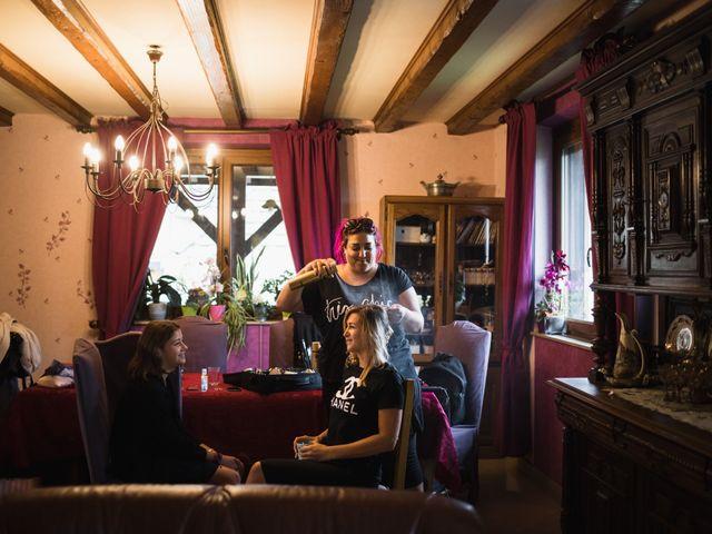 Le mariage de Régis et Charlotte à Strasbourg, Bas Rhin 6