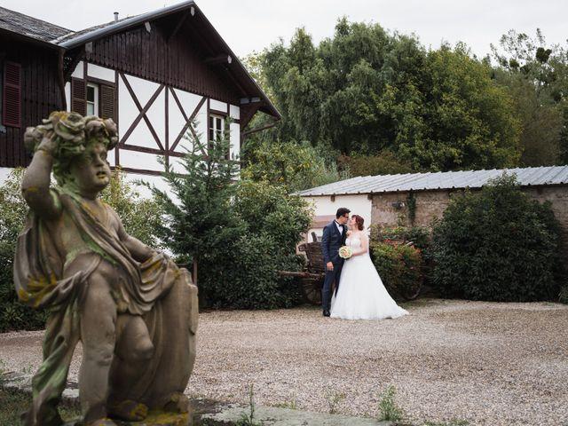 Le mariage de Régis et Charlotte à Strasbourg, Bas Rhin 29