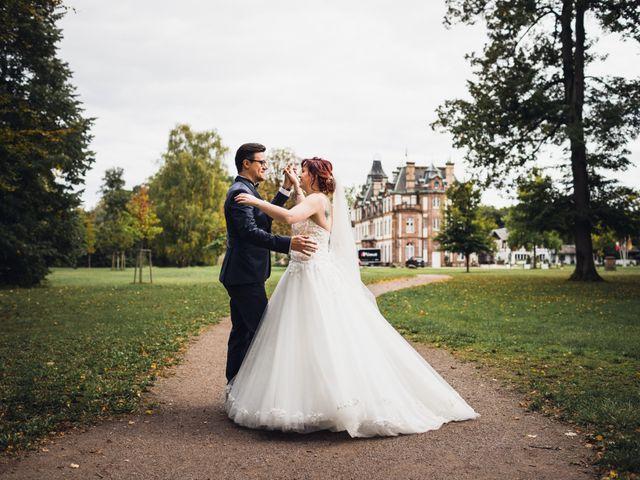 Le mariage de Régis et Charlotte à Strasbourg, Bas Rhin 41