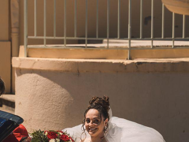 Le mariage de Thomas et Lola à Saint-Donat-sur-l'Herbasse, Drôme 3