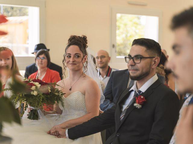 Le mariage de Thomas et Lola à Saint-Donat-sur-l'Herbasse, Drôme 2