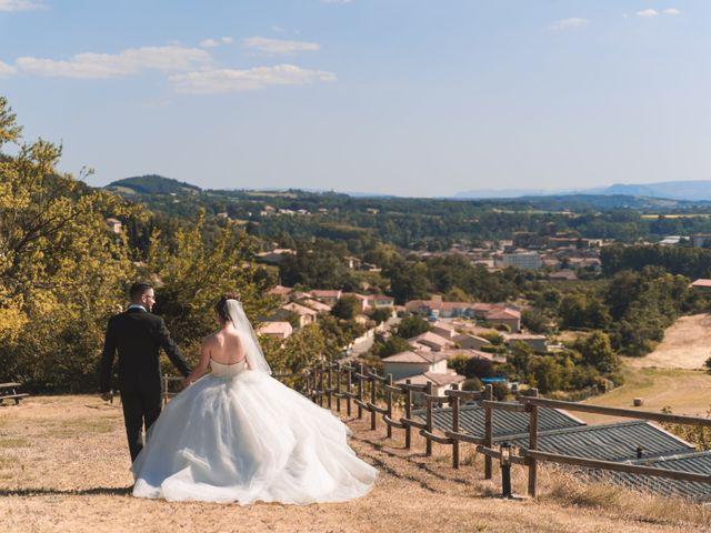 Le mariage de Lola et Thomas