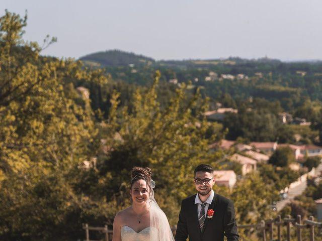 Le mariage de Thomas et Lola à Saint-Donat-sur-l'Herbasse, Drôme 26