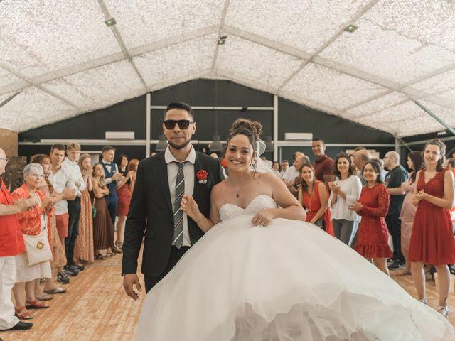 Le mariage de Thomas et Lola à Saint-Donat-sur-l'Herbasse, Drôme 34