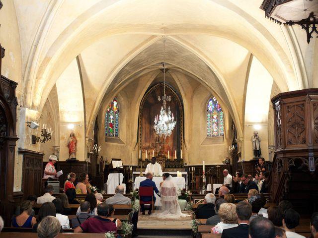 Le mariage de Olivier et Gaëlle à Vaugrigneuse, Essonne 16