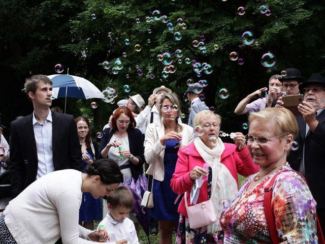 Le mariage de Olivier et Gaëlle à Vaugrigneuse, Essonne 21