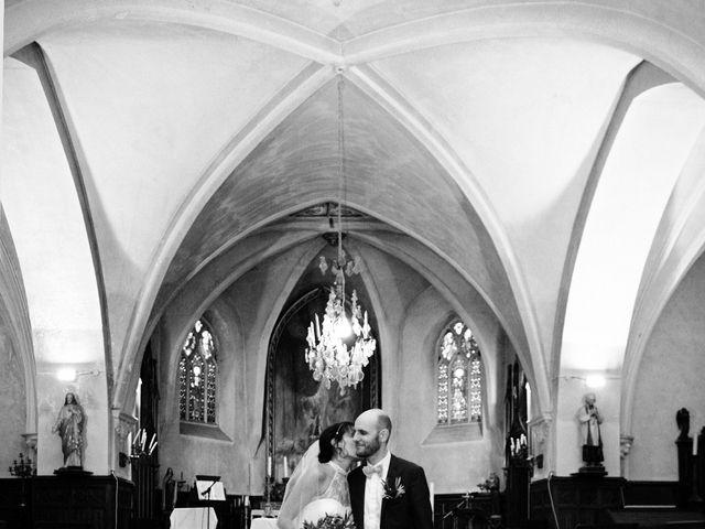Le mariage de Olivier et Gaëlle à Vaugrigneuse, Essonne 22