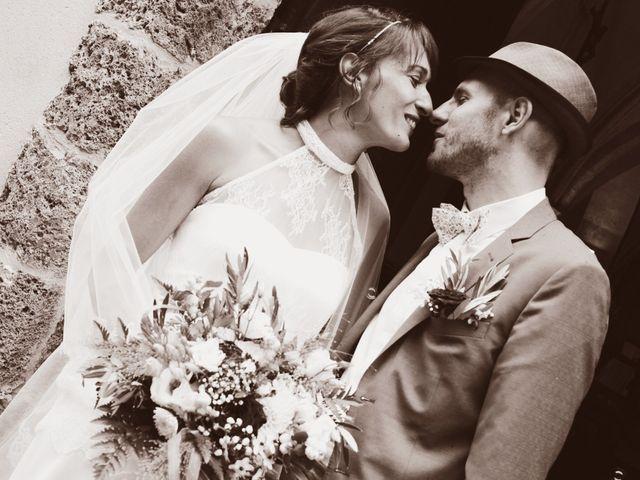 Le mariage de Gaëlle et Olivier
