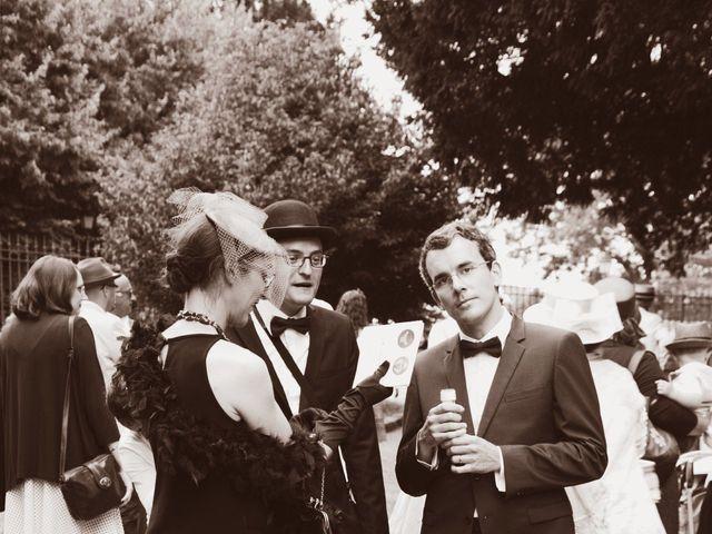 Le mariage de Olivier et Gaëlle à Vaugrigneuse, Essonne 29