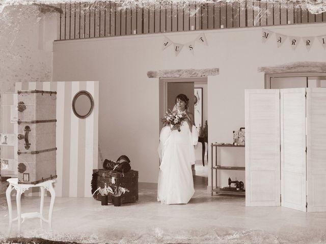Le mariage de Olivier et Gaëlle à Vaugrigneuse, Essonne 37